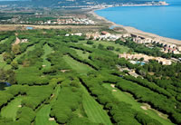 La Costa Golf Resort - Golf Resort in Pals, Costa Brava, Spain.